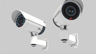 Муляж камеры видеонаблюдения(Ну как Вам камера? ЖЕСТЬ!))) Для развития канала и на бумагу с ножницами): webmoney R398386546514 Рубль webmoney U194034479272 Грив..., 2015-04-27T05:32:59.000Z)