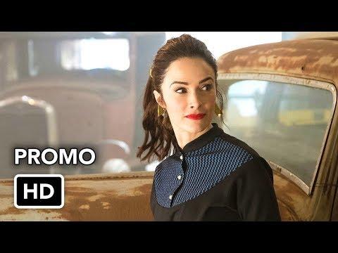 "Timeless 2x02 Promo ""The Darlington 500"" (HD) This Season On"