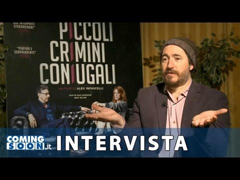 Piccoli crimini coniugali: Intervista di Coming Soon al regista Alex Infascelli   HD