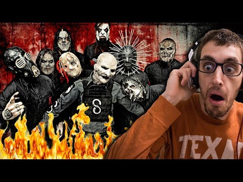 Hip-Hop Head's FIRST TIME Listening to SLIPKNOT: Duality REACTION