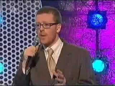 The World Stands Up  Frankie Boyle