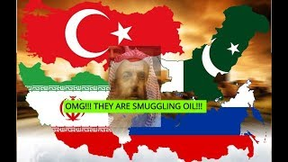 Pakistan Could Face Sanctions After Iranian Visit - Let The Oil Smuggling Begin!