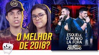 Baixar ZÉ NETO E CRISTIANO - ESQUECE O MUNDO LA FORA (RESENHANDO)