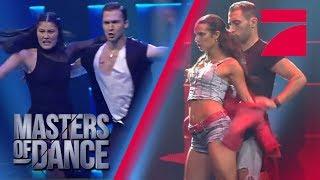 Paarduell! Welches Tanzpaar kommt weiter?    PREVIEW   Masters of Dance   ProSieben
