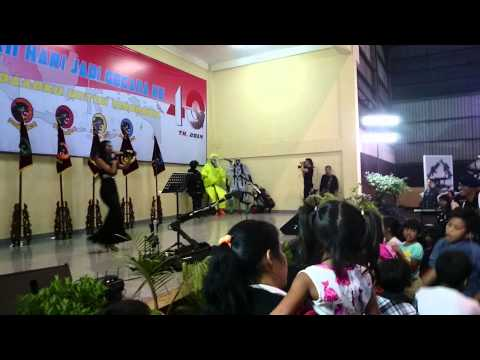 Mechalika - HUT Gegana 40th 2014 (Part3)