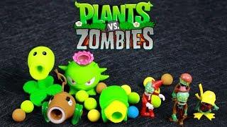 Plants vs Zombies Toys (Растения против зомби - игрушки)