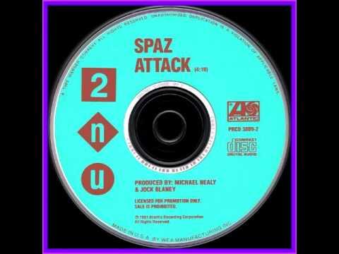 2nu - Spaz Attack