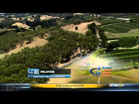 2013 Santos Tour Down Under Stage 2 Mt. Barker to Rostrevor