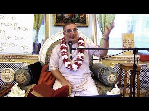 Шримад Бхагаватам 1.8.26 - Патита Павана прабху