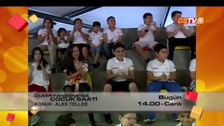 GSTV | Ülker Fanzone'da Çocuk Saati - Konuk: Alex Telles