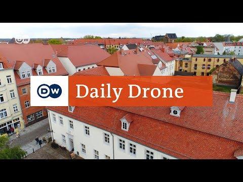 #DailyDrone: Bugenhagenhaus   DW Deutsch
