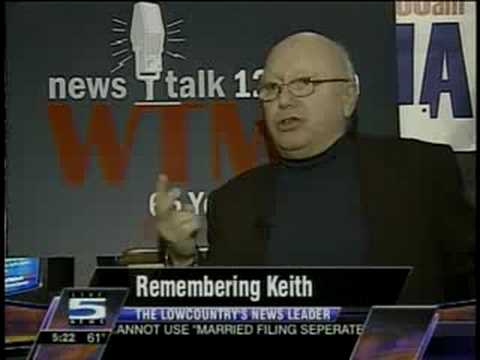 WCSC-TV Remembers Keith Nichols