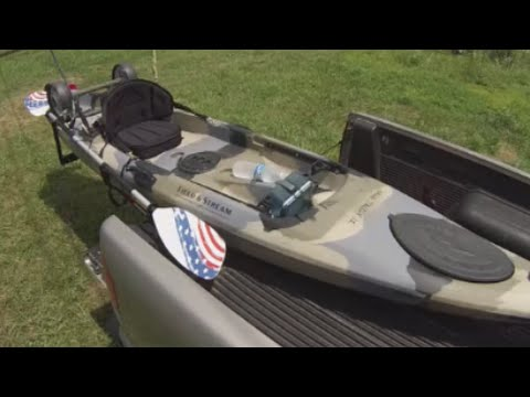 Yak Chat Quick Look At The Field Stream Eagle Talon 12