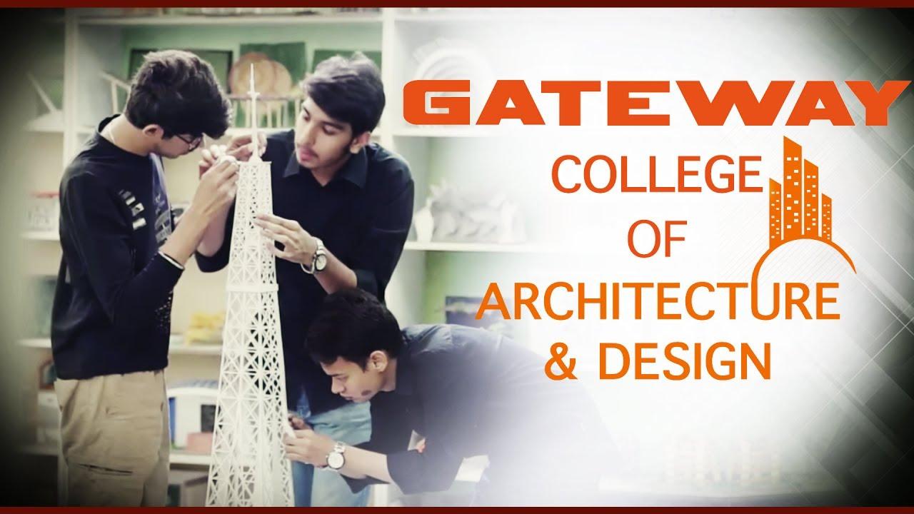 Gateway College Of Architecture Design Best Architecture College