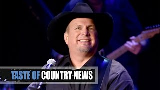 "Garth Brooks' ""8teen"" Full of Hidden Messages"
