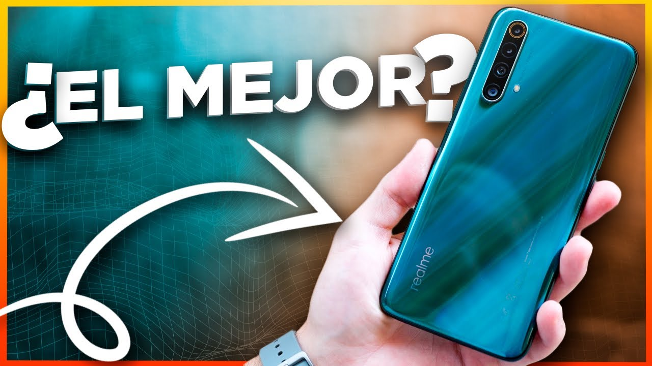 MUUUUY RECOMENDABLE Realme X50 5G Review