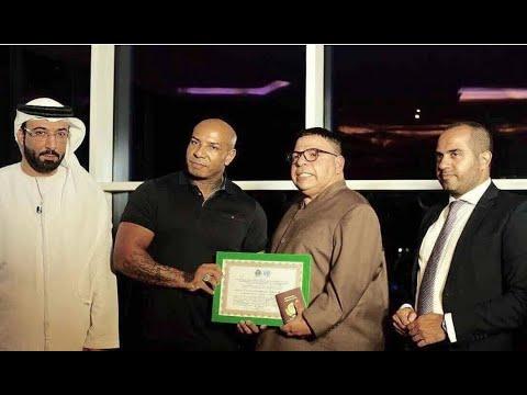 K2rhym Becomes UN Goodwill Ambassador l VVIP