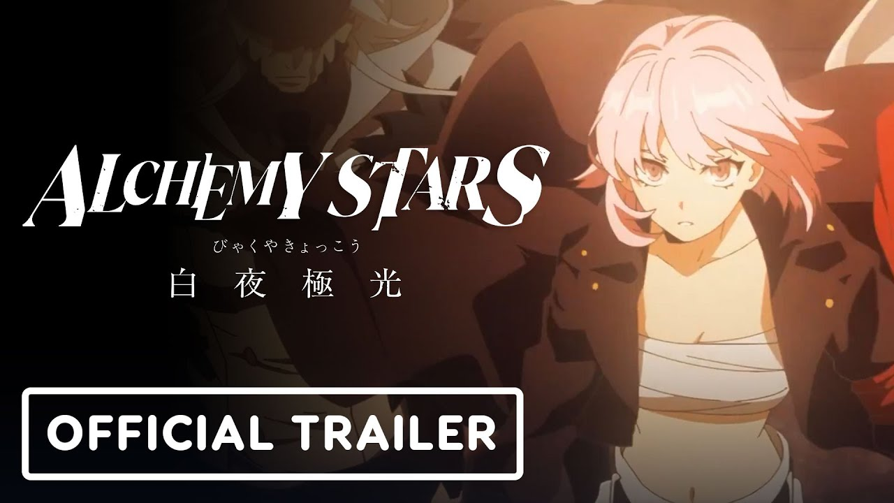 Alchemy Stars: Aurora Blast - Official Animated Trailer