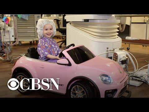 The Wake Up Show - Hospital Gives Kids Mini Cars To Drive To Surgery To Cut Down On Stress