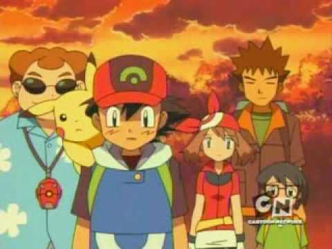 Pokemon - Dark Ash - A Place for My Head.avi - YouTube