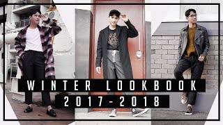 Winter/Fall Lookbook 2017-2018 || Men's Fashion