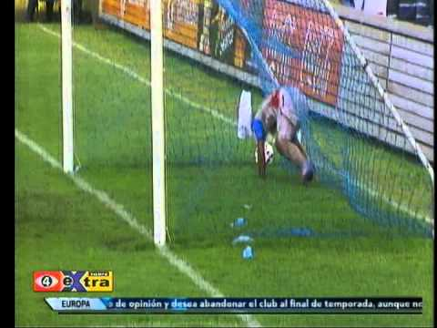 Segundo Gol FAS- Firpo Clausura 2013