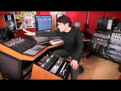 Mastering with Liaison and Dangerous Master