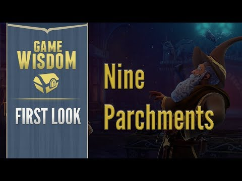 First Look at Nine Parchments: ...