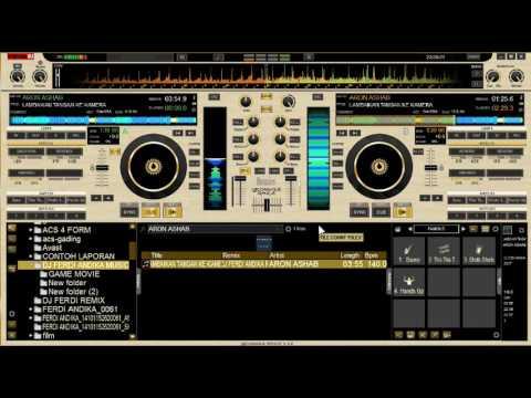 ARON ASHAB - LAMBAIKAN TANGAN KE KAMERA (DJ FERDI ANDIKA REMIX) #EDM