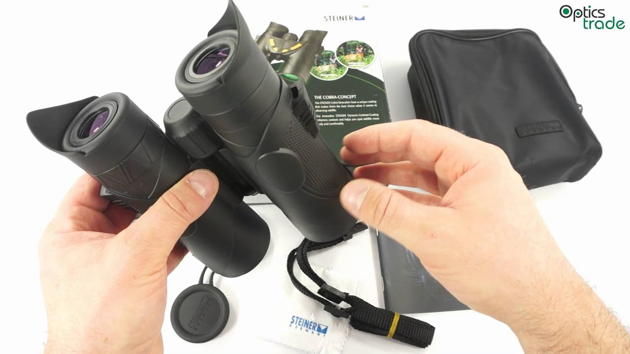 Steiner cobra binoculars review youtube