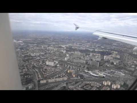 Landing Toulouse Airport France Aibus A321 by Mr Welkert Sebastien Berthold
