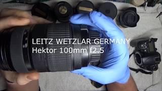 Автофокус autofocusfor Nikon review  Leica leiitz isco voigtlander  Autofocus lens