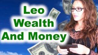Leo and Money