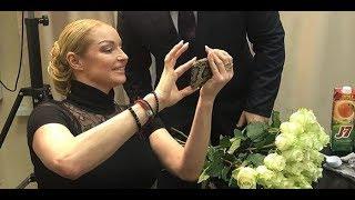 Волочкова отметила день ФСБ: Сломаный ноготь и расстёгнутая ширинка