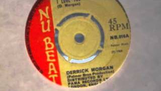 I Love You - Derrick Morgan