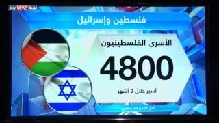 الأسرى الفلسطينيون... مرة في السنة