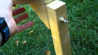 Homemade Model Rocket Launch Controller and Launch Pad