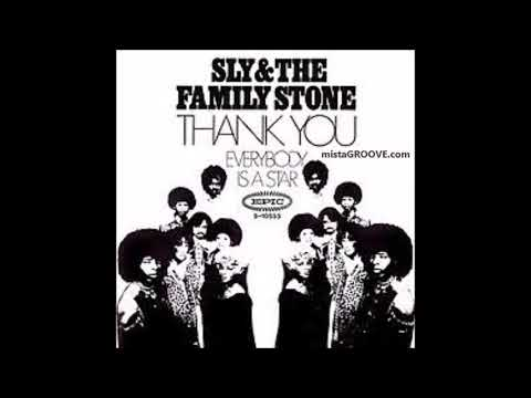 Sly & The Family Stone ‎– Thank You (Falettinme Be Mice Elf Agin) (1969)
