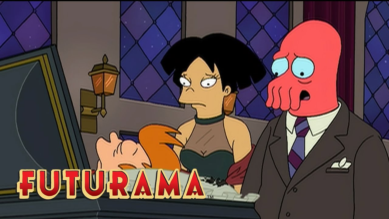 Download FUTURAMA   Season 5, Episode 9: Fry's Death And Funeral   SYFY