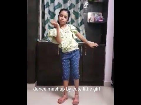 Dance mashup by Cute girl