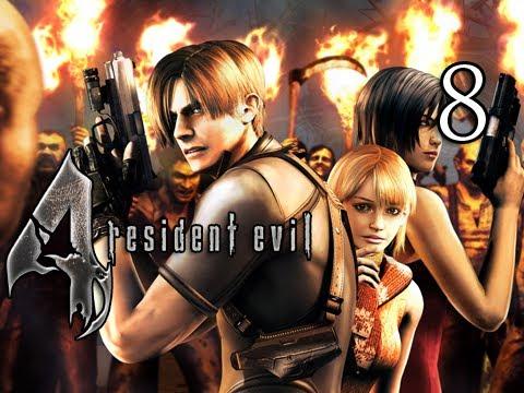 Resident Evil 4 - HD Remake Walkthrough | Part 8 (Let's Play, Playthrough)