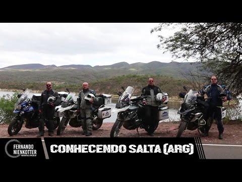 Conhecendo Salta (Argentina)