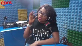 Funke Akindele Speaks On Jenifa Diary's & More...