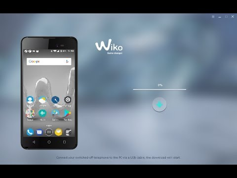 How To Remove FRP All Wiko Phone | How To Flash Stock ROM WikoPhone