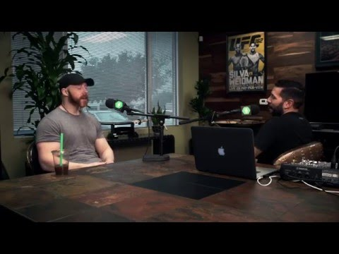 #89 Royal Rumble with WWE Superstar Sheamus | Total Human Optimization Podcast