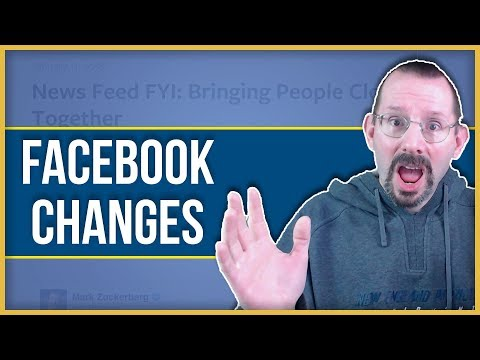How Changes to Facebook News Feed Algorithm Impacts Business Pages
