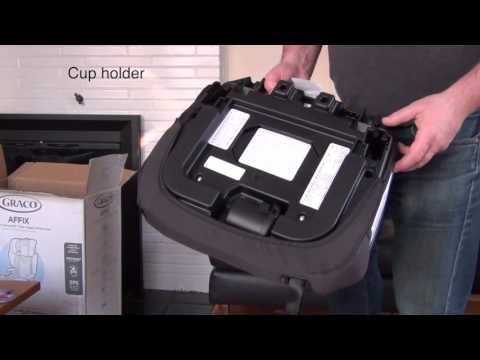 Unboxing Graco Booster Seat