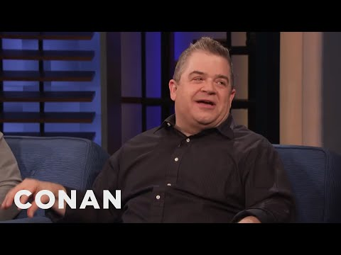 Cover Lagu Patton Oswalt Is Eating A Lot Of Ancient Grains These Days - CONAN on TBS stafamp3