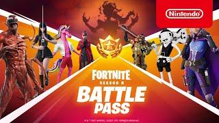 Fortnite Chapter 2 - Season 8 Battle Pass Trailer - Nintendo Switch