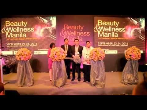 Beauty and Wellness Manila 2016